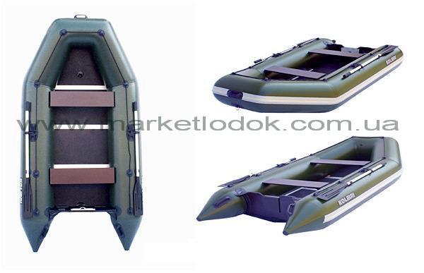 комплект профилей для жесткого пола на лодки пвх
