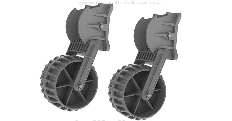 колеса на лодку колибри