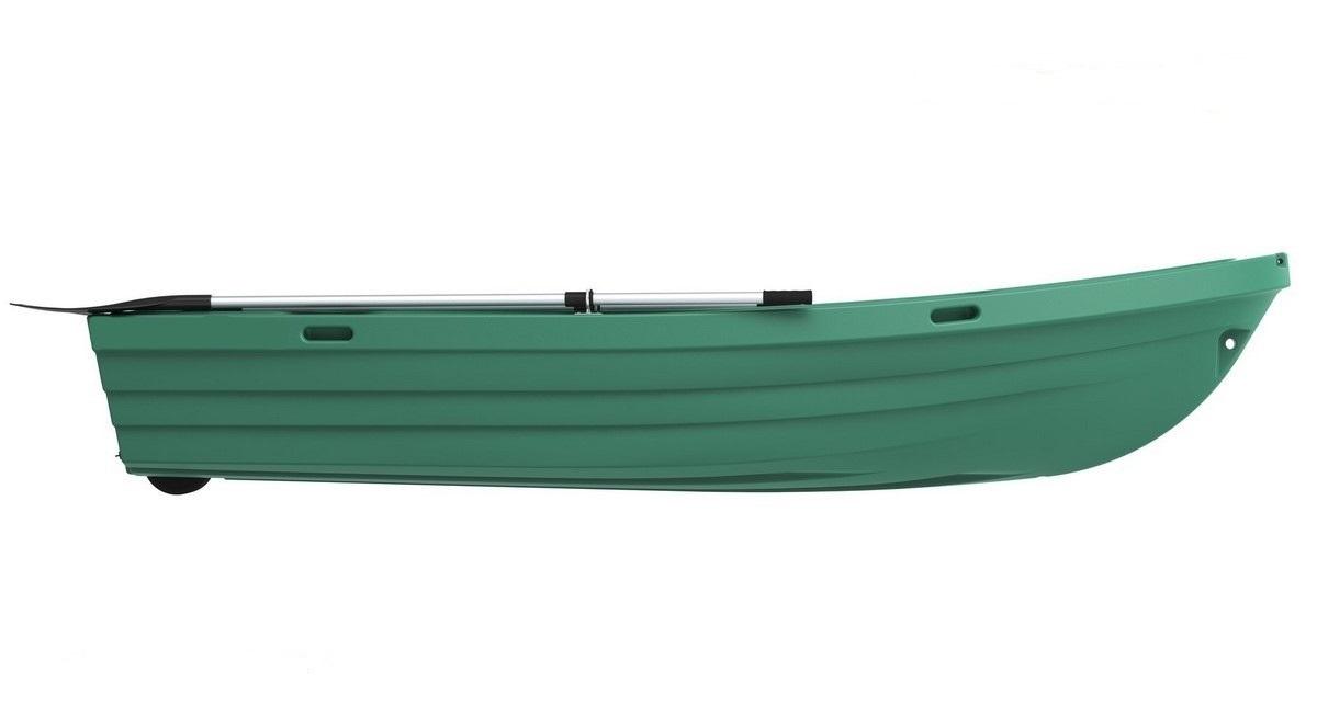 трехместные моторно-гребные лодки