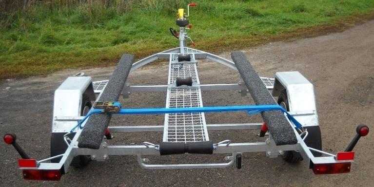 прицеп для лодки пвх до 4 метров